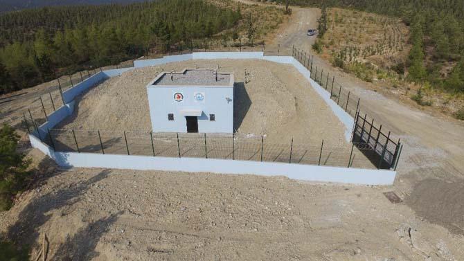 Denizli Büyükşehir mermerciler sanayi sitesinin alt yapısını tamamladı