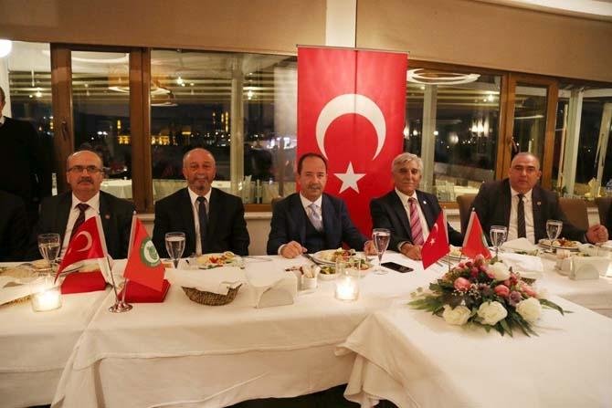"""Başkan Gürkan: """"İl Genel Meclisi ile ahenkli bir çalışma içindeyiz"""""""