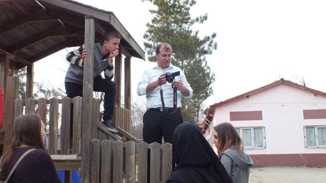 Hisarcık'ta Fotoğrafçılık Kursu açıldı