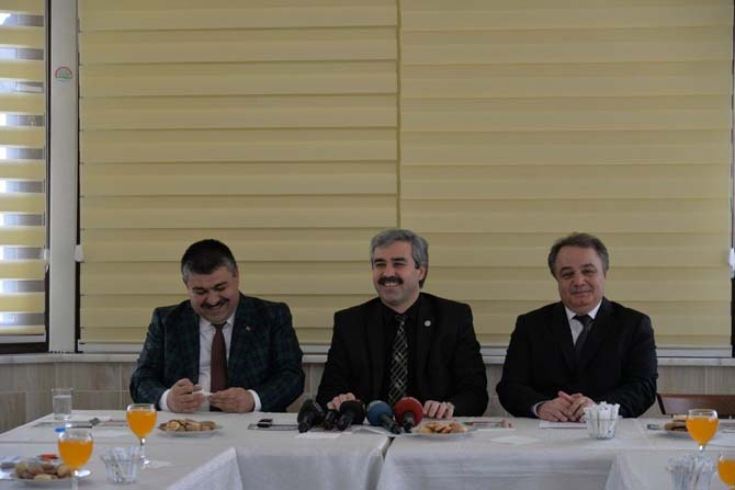 Kayseri Türk Dünyası'nın Tarım Başkenti Olacak