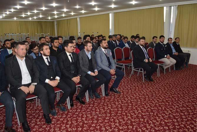 Genç MÜSİAD lansman toplantısı düzenledi