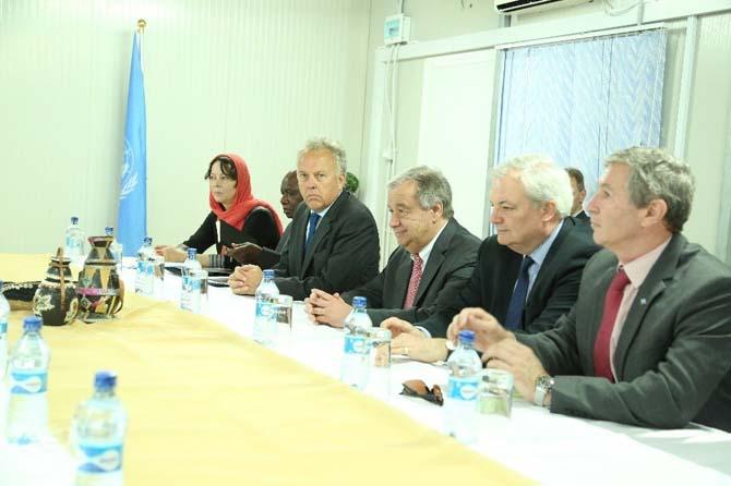 BM Genel Sekreteri Antonio Guterres: