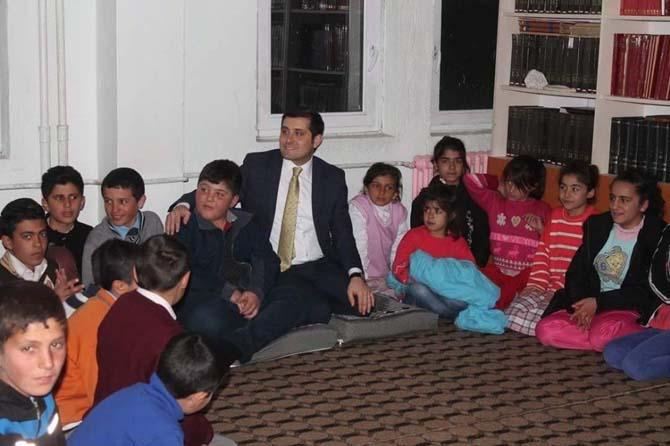 """Tutak'ta """"Milli ve Manevi Değerler"""" adlı etkinlik düzenlendi"""