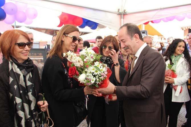 Edirne'de 8 Mart Dünya Kadınlar Günü