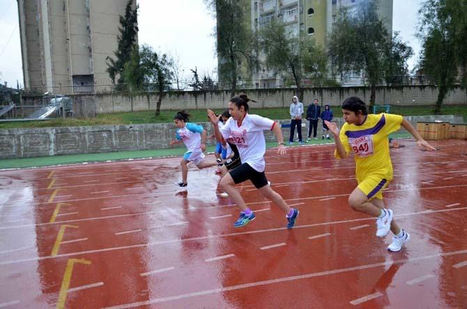 İşitme Engelliler Okullararası Yıldızlar Türkiye Şampiyonası tamamlandı
