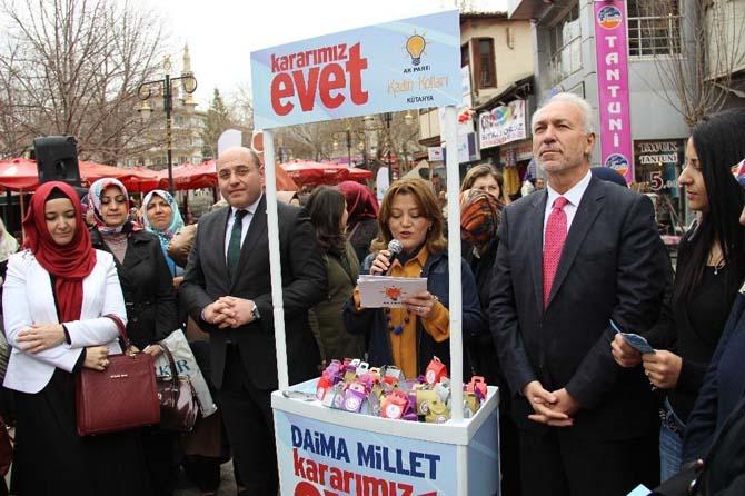 Ceyda Çetin Erenler: Bizler, güçlü Türkiye'nin güçlü kadınları olmalıyız