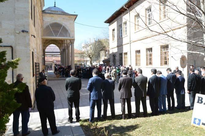 """Avanos'ta """"Aile Dini ve Rehberlik"""" bürosu açıldı"""