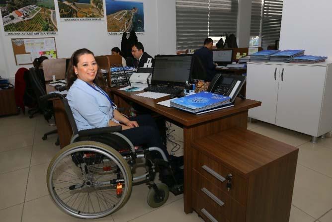 Büyükşehir belediyesinde 3 kadın, 3 hayat hikâyesi