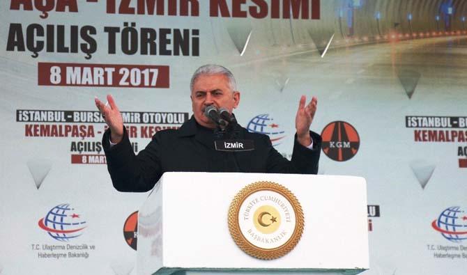 """Başbakan Yıldırım: """"Anayasa Erdoğan için değil, her doğan için"""""""
