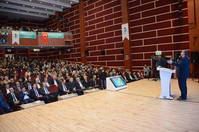 Başkan Akyürek, Akşehir'deki yatırımları yerinde inceledi