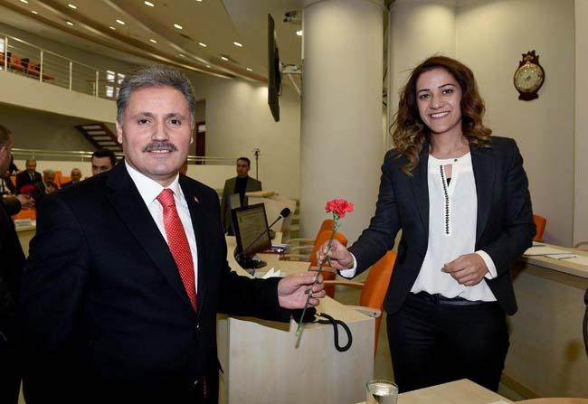 Büyükşehir Belediye Meclisi Mart Ayı Toplantısı başladı