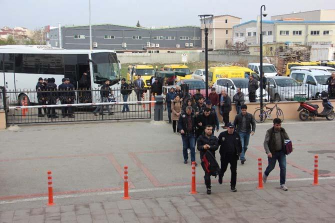 FETÖ'nün Edirne'deki 'asker imamları' tutuklandı