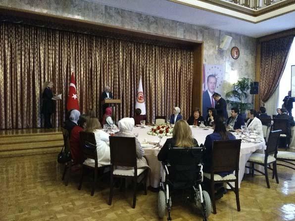 AK Parti Balıkesir Milletvekili Sema Kırcı: