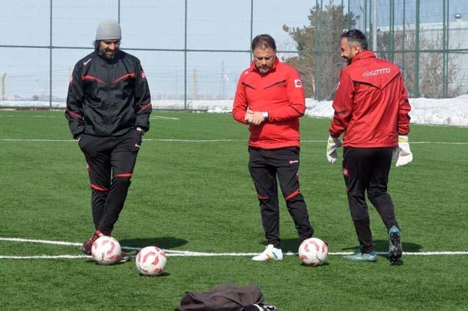 BB Erzurumspor'da Tepecikspor maçı mesaisi
