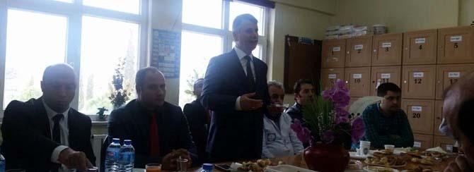 Altınova'da öğretmenler BENGİ için toplandı