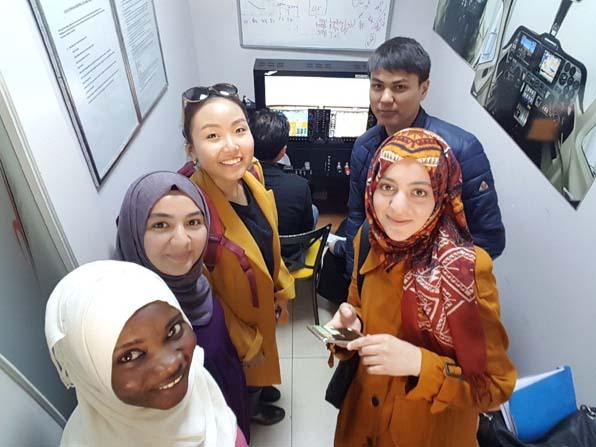 THK ve UAÜ arasında kadınlara farkındalık projesi