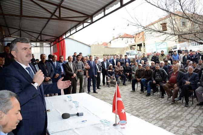 """Başkan Akyürek: """"Türkiye Düşmanlarını Sevindirmeyeceğiz"""""""