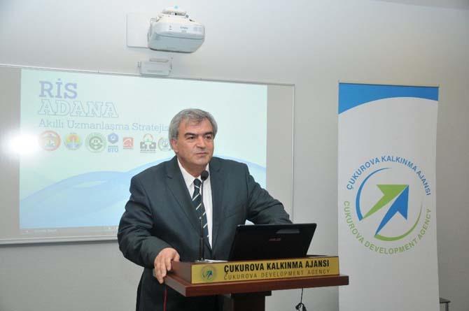 RIS Adana Akıllı Uzmanlaşma Stratejisi'nin ilk çalıştayı yapıldı