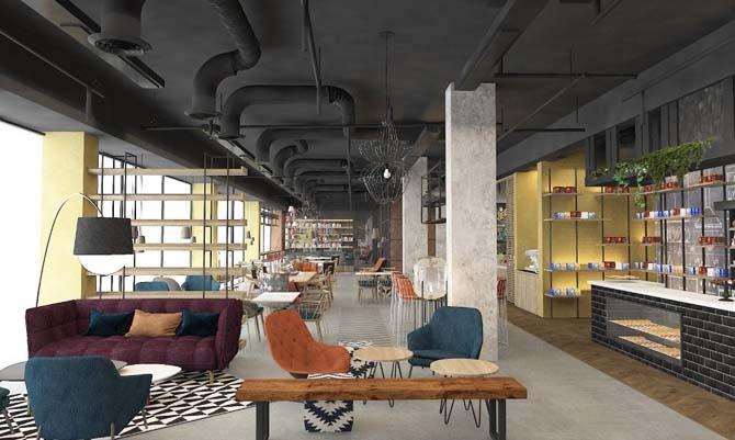 Dedeman Y kuşağına özel otel tasarladı