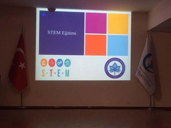 Seyitgazi'de ''STEM'' projesi uygulanmaya başlandı