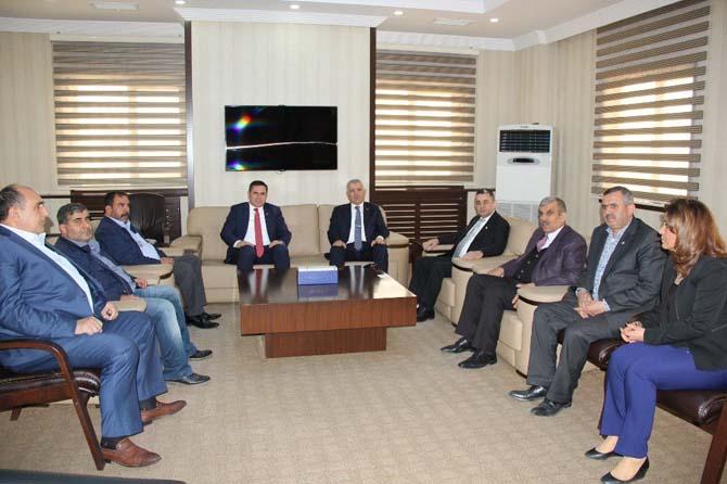 Eximbank Genel Müdürü Yıldırım'dan GTB'ye ziyaret