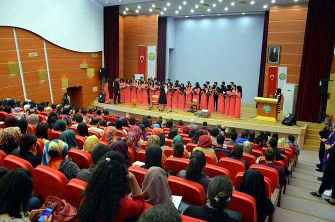 Harran Üniversitesinde Dünya Kadınlar Günü programları