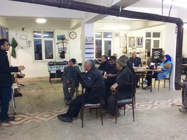 Hisarcık'ta 'Besi Sığırcılığı' kursu açıldı