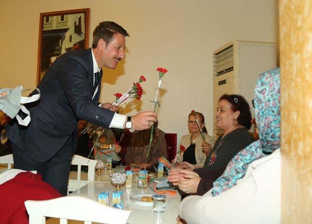 """İlkadım'da """"Sığınan, Sığınılan ve Engelli Kadın"""" konferansı"""