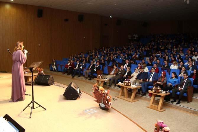 KBÜ'de 8 Mart'a özel unutulmaz bir konser