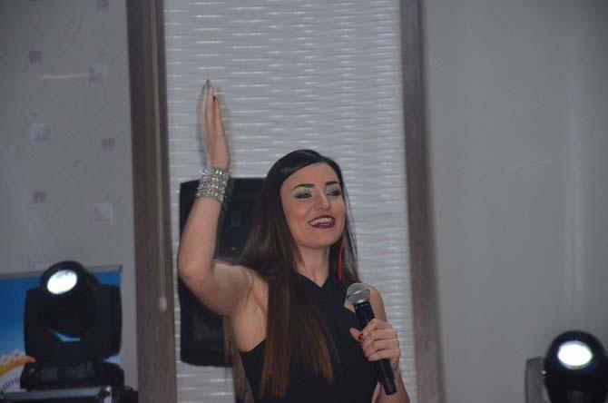 Bozüyük'te Sevcan Orhan konseri