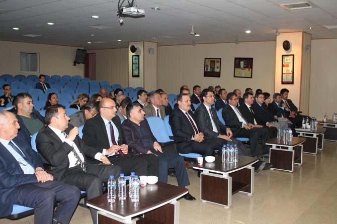 ASKOM 5.Bölge Toplantısı Kilis'te yapıldı
