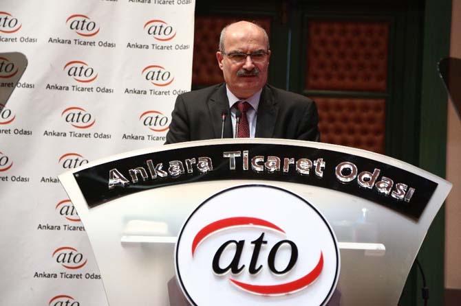 ATO'da kamu ihale mevzuatı masaya yatırıldı