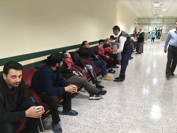 BEAH'ta hasta sahiplerine kahvaltı ve yemek ikramı
