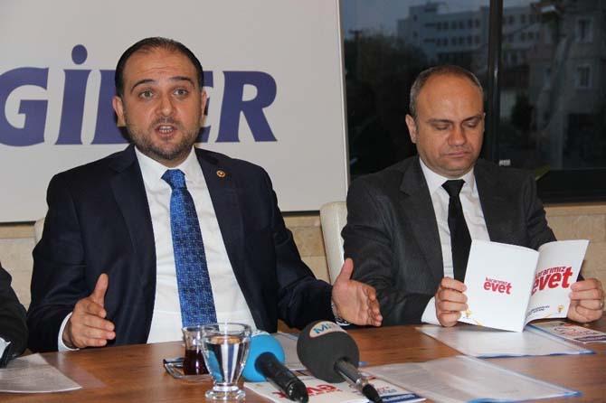 """AK Parti'li Baybatur: """"Türkiye yeni sistemle örnek olacak"""""""