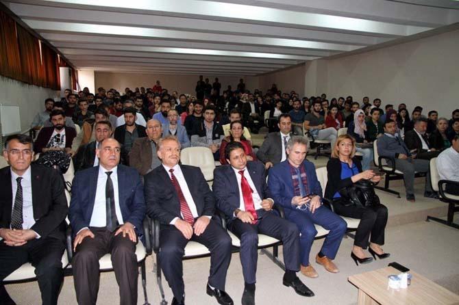 Veteriner Hekimler Oda Başkanları Harran Üniversitesinde toplandı