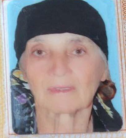 Yaşlı kadın banyoda ölü bulundu