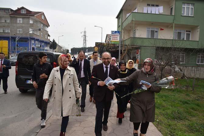 Başkan Üzülmez'den açılış bayramına davet