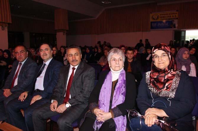 Selma Argon dedesi M. Akif Ersoy'u anlattı