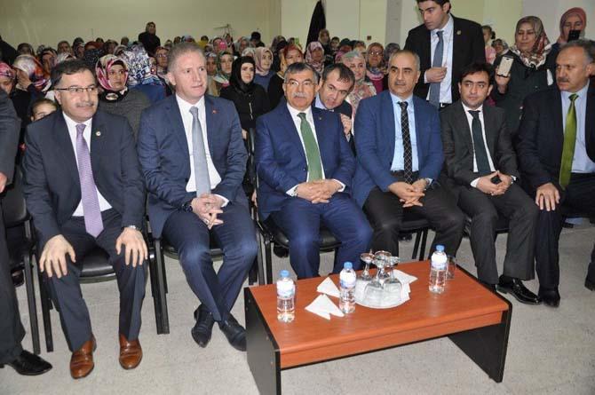 """Milli Eğitim Bakanı Yılmaz: """"Evlatlarımızın iyi eğitim almasını istiyoruz"""""""