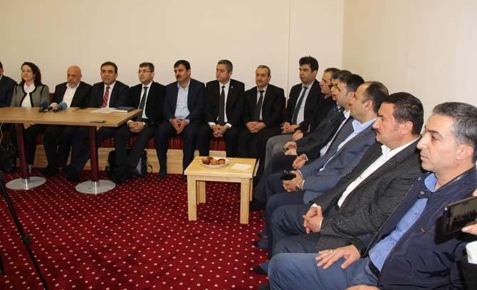 Arslan, Anayasa değişikliğini anlattı
