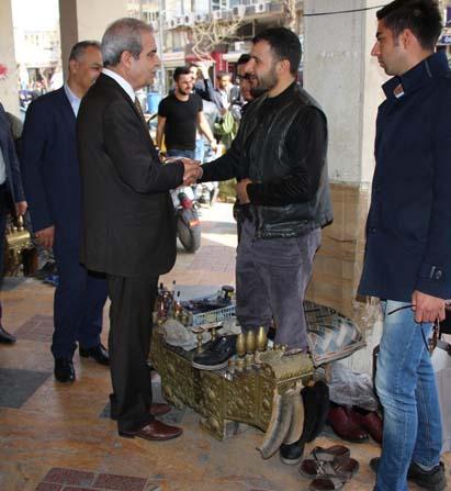 Haliliye'de referandum çalışmaları sürüyor