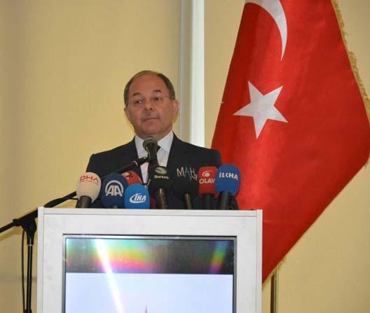 """Sağlık Bakanı Akdağ: """"CHP'ye ne söylerseniz söyleyin 'hayır' diyor"""""""