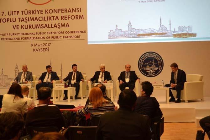 Şanlıurfa Büyükşehir Kayseri'de deneyimlerini paylaştı