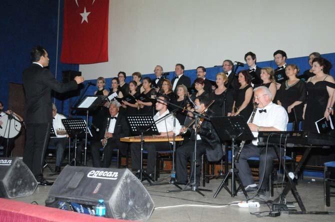 Süleymanpaşa Belediyesi Türk Sanat Müziği Konseri düzenleyecek