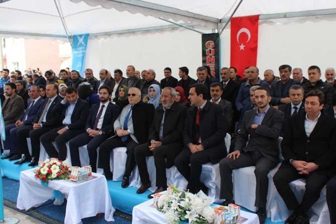 Tügva Kırşehir temsilciliği açıldı