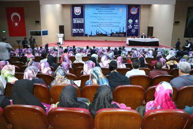 Uluslararası İslam Tarihinde ve Medeniyetinde Şanlıurfa programı devam ediyor