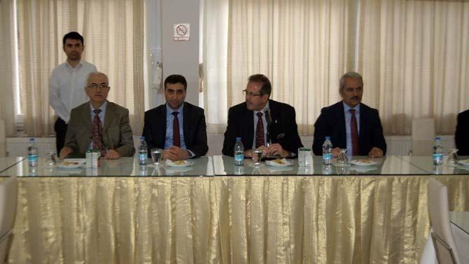Aydın İl Su Yönetimi Koordinasyon Kurulunun 2017 ilk toplantısı yapıldı