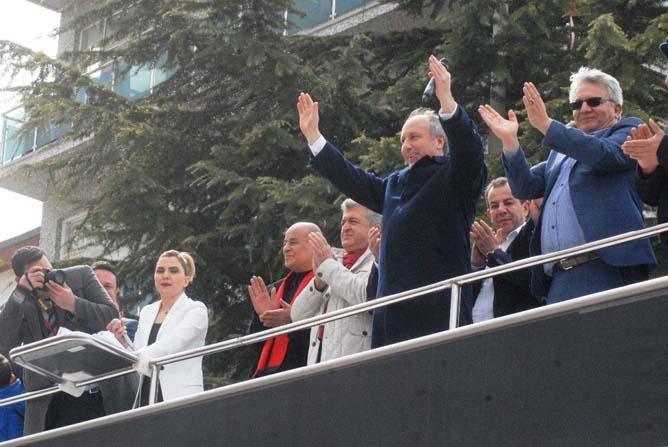 CHP'li Muharrem İnce'den Almanya ve Hollanda'ya tepki