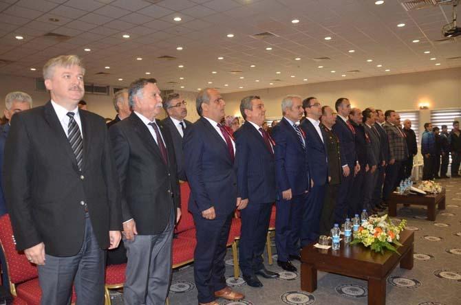 İstiklal Marşı'nın kabulü Kuşadası'nda kutlandı