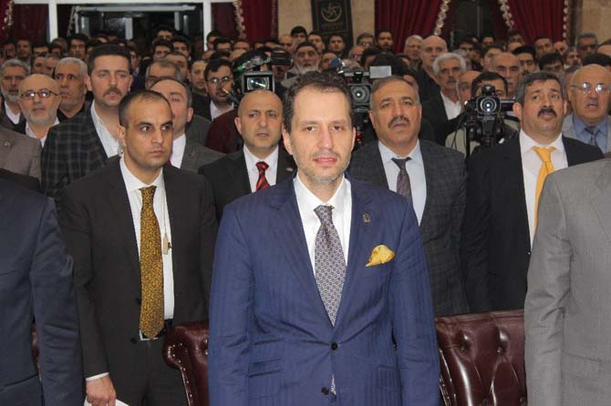 Merhum Başbakan Erbakan, Elazığ'da anıldı